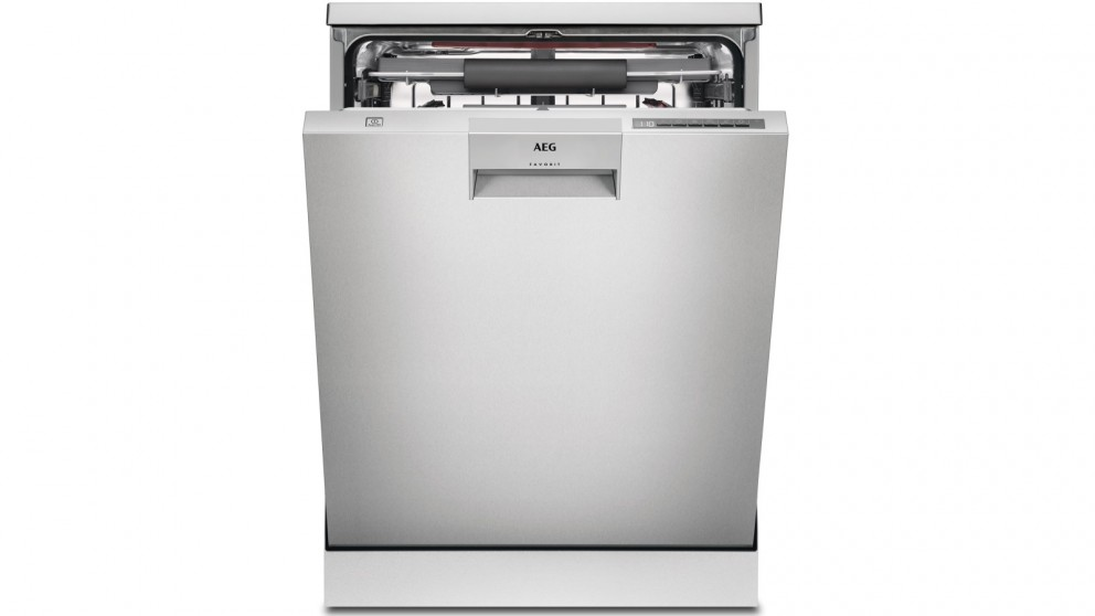 AEG 60cm Stainless Steel Freestanding Dishwasher