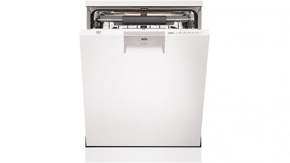 AEG 60cm Freestanding Dishwasher - White
