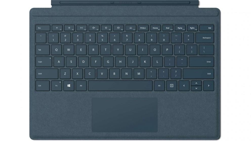 Microsoft Surface Pro Signature Type Cover - Cobalt Blue