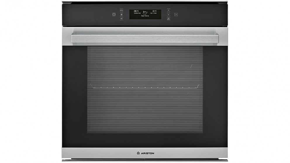Ariston 600mm Multi-Function Built In Pyrolytic Oven