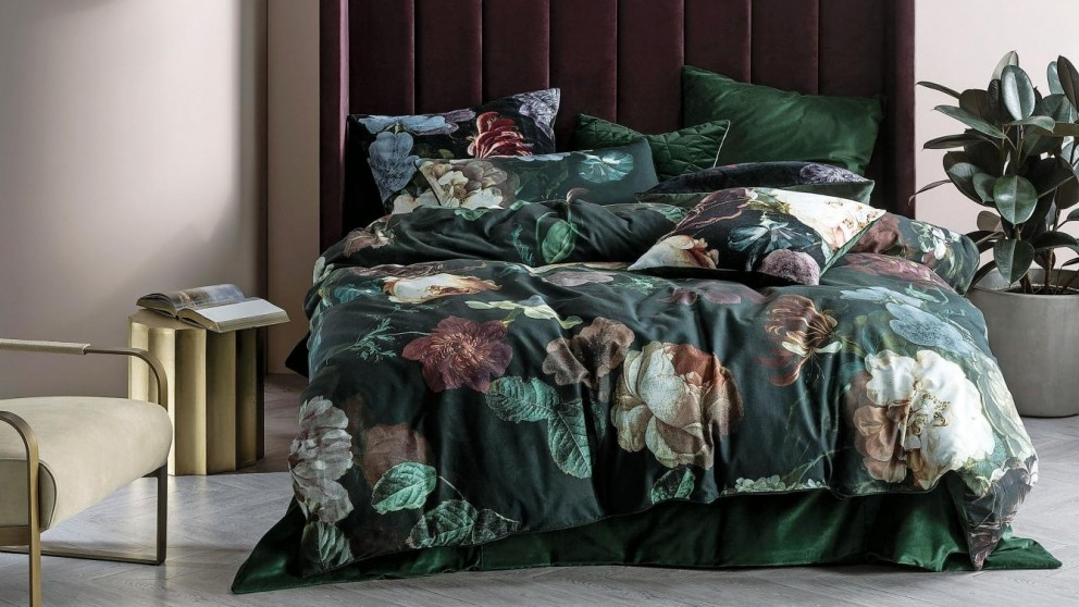 Winona Ivy Quilt Cover Set | Tuggl