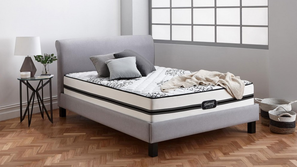 Beautyrest Silver Naples Firm Queen Mattress