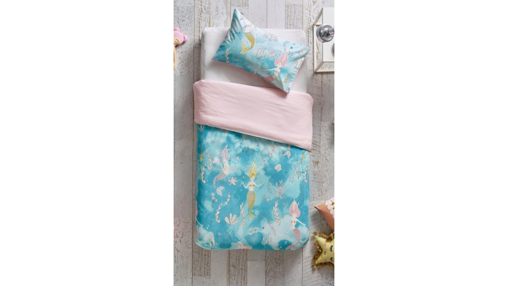 Fishtale Quilt Cover Set
