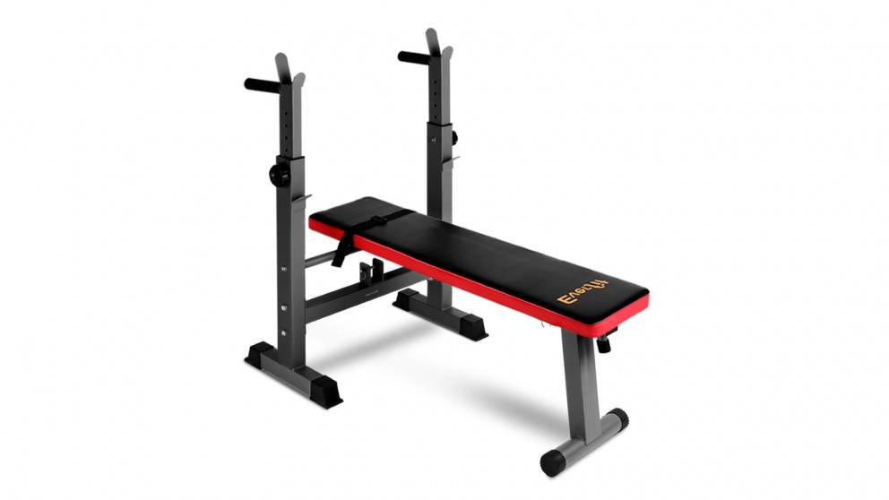 Everfit Multi Station Weight Bench - Red