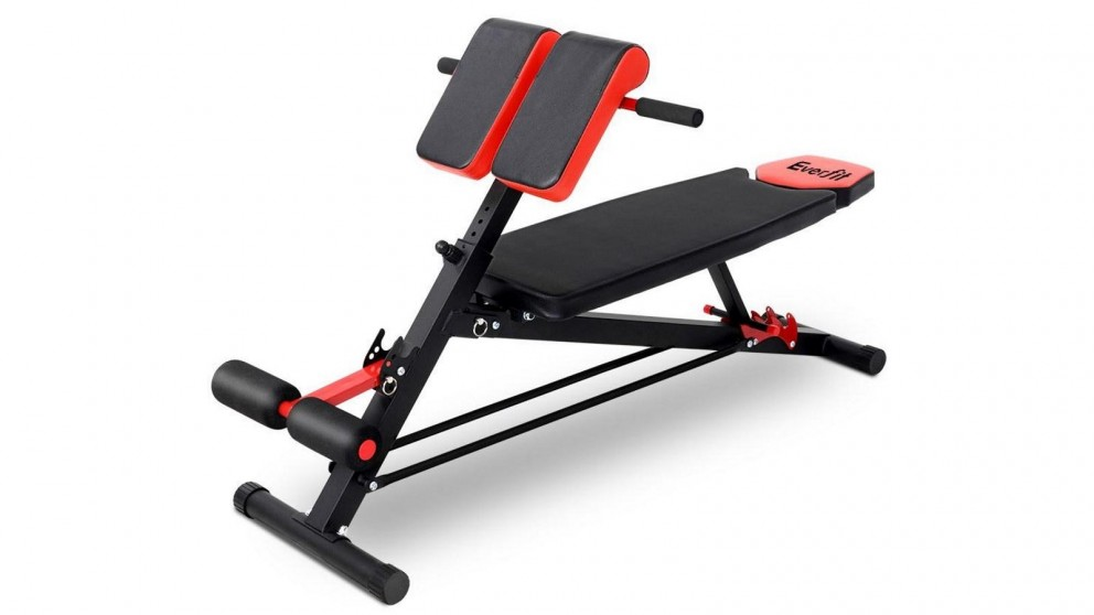 Everfit Adjustable Weight Bench Sit-Up