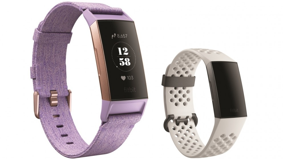 Fitbit Charge 3 Special Edition Fitness Tracker