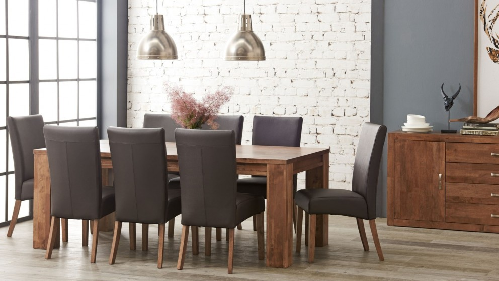 Jasper 9 Piece Rectangular Dining Suite