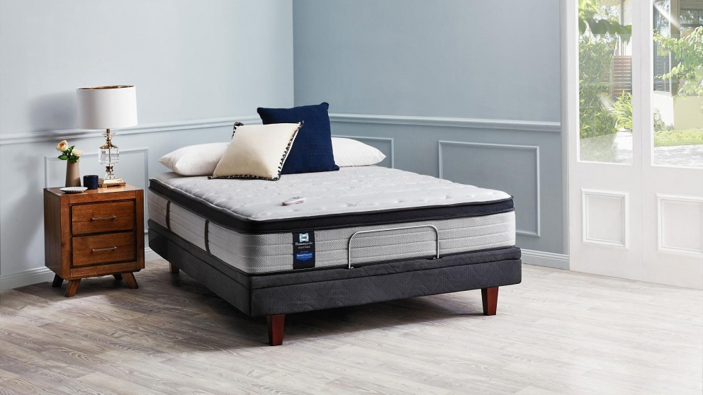 Sealy Posturepedic Memory Series Stockholm Medium Flex Queen Mattress
