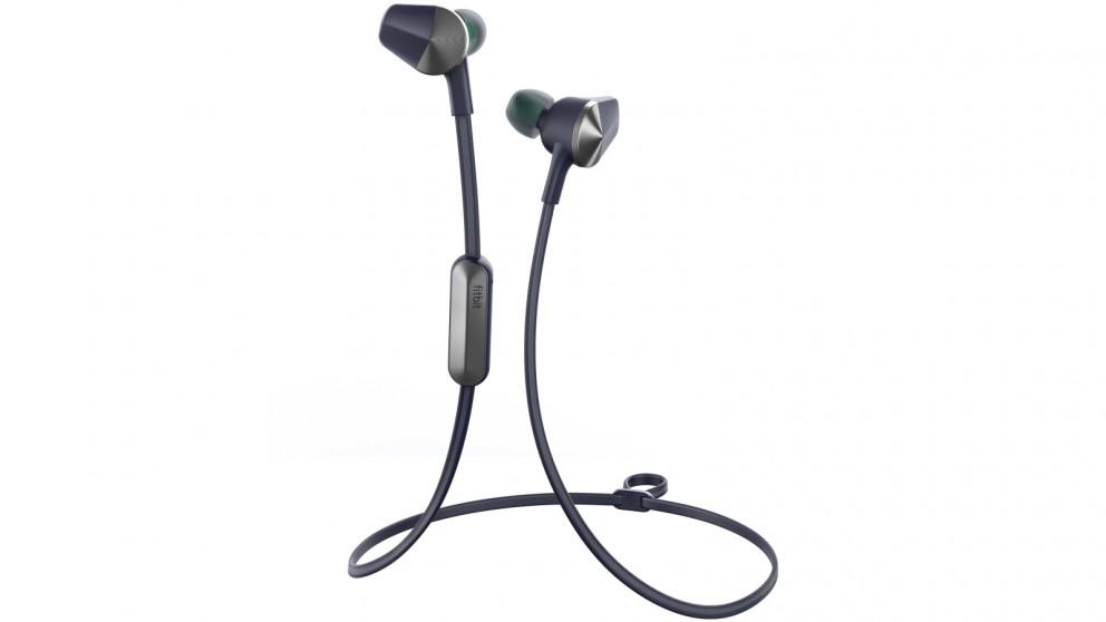 Fitbit Flyer Wireless Fitness Headphones - Nightfall Blue
