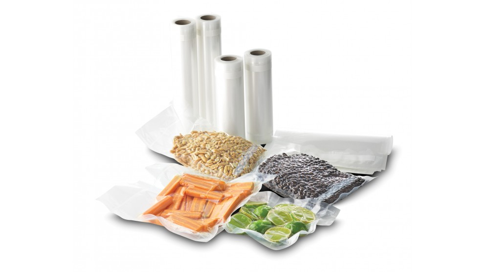 Buy Sunbeam 200mm Foodsaver Vacuum Sealer Rolls 2 Pack