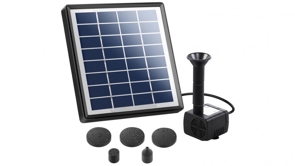Solar 4ft Pond Pump for Water Fountain