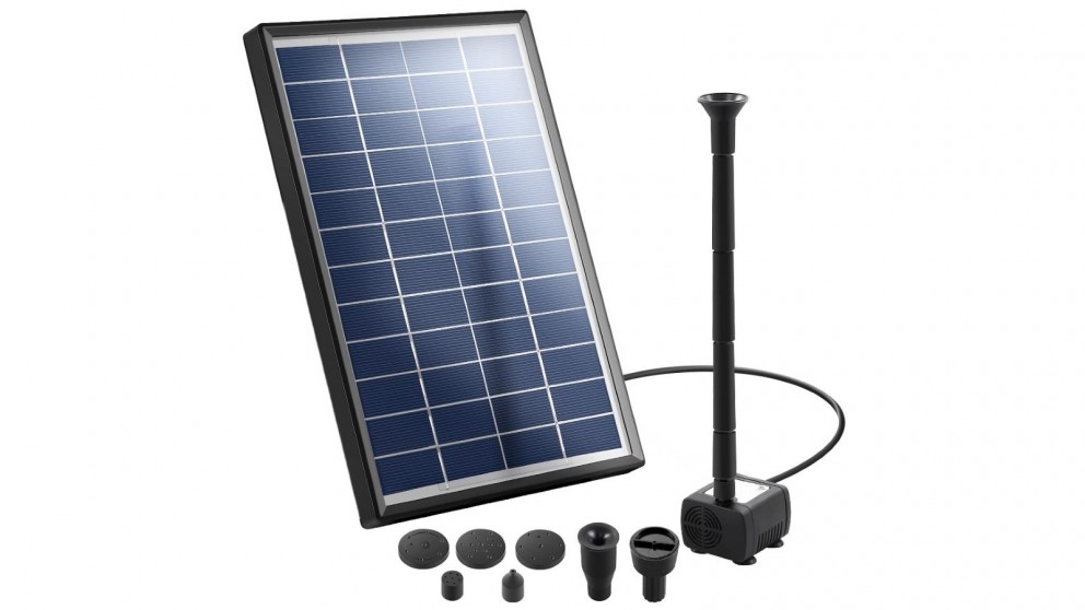 Solar 6ft Pond Pump for Water Fountain