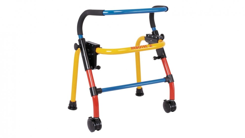 Rebotec Walk-On Kids With Rollers Walking Frame