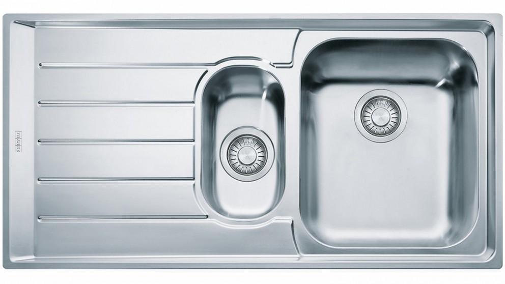 Franke 1000x500 Left Hand Neptune Sink - Stainless Steel