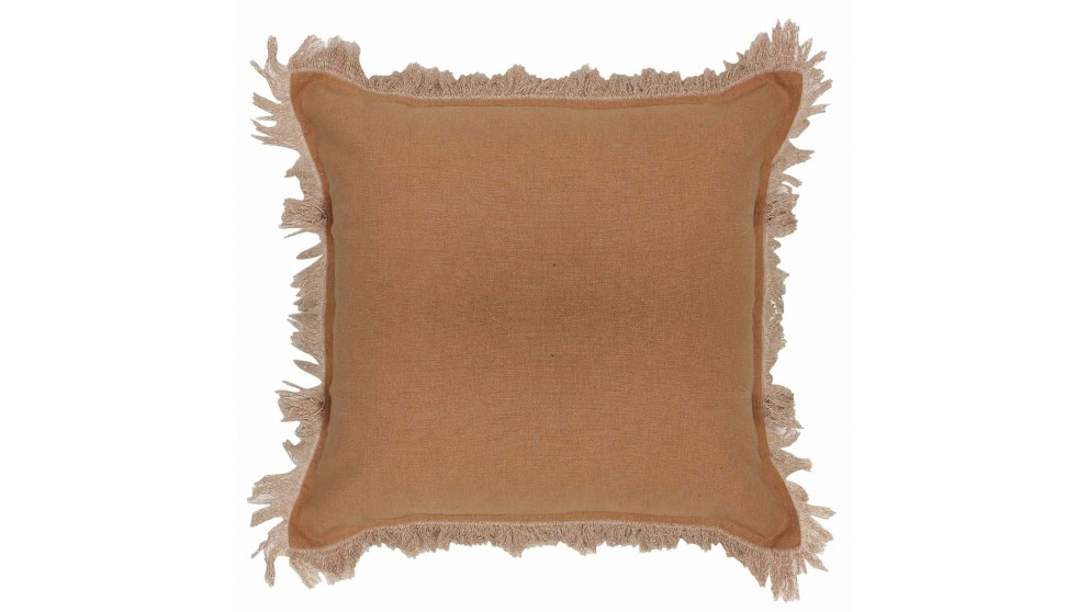 Freya Cushion - Camel