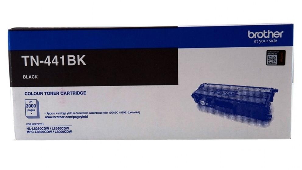 Brother TN-441 Standard Yield Toner Cartridge - Black