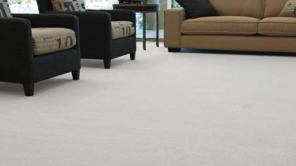 Buy SmartStrand Forever Clean Accent - Frosted Pane Carpet Flooring | Harvey Norman AU