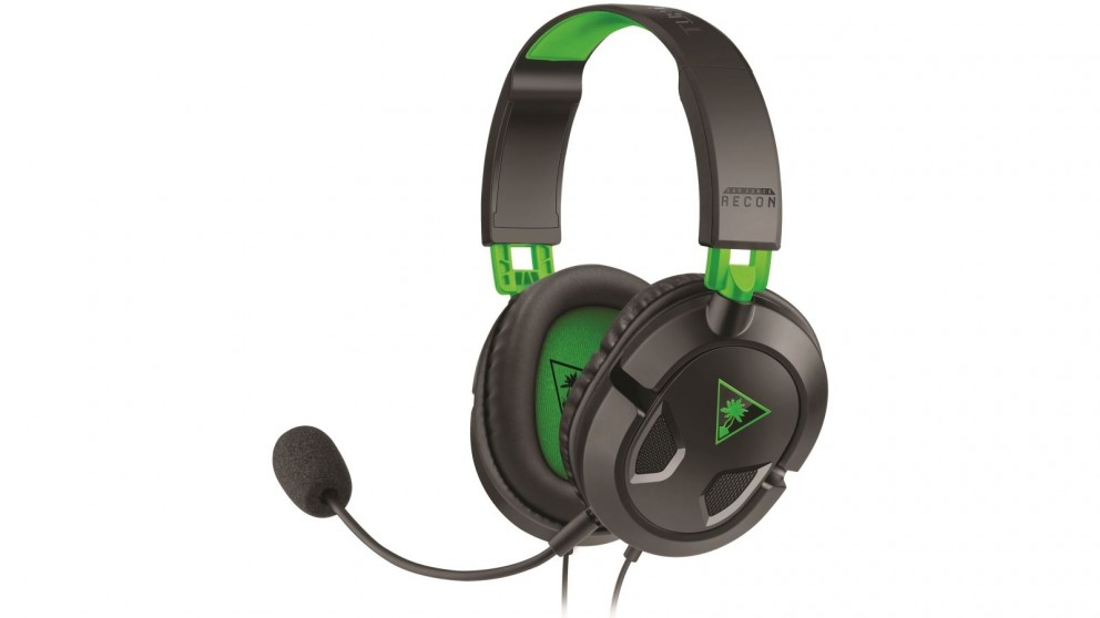 Turtle Beach Recon 50X Gaming Headset for Xbox One - Black