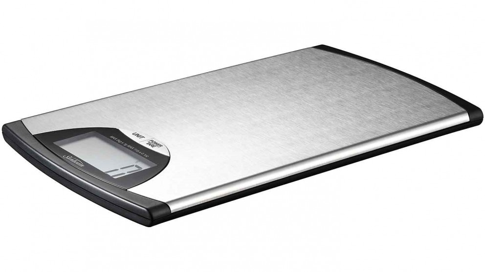 Sunbeam 5kg Stainless Food Scale