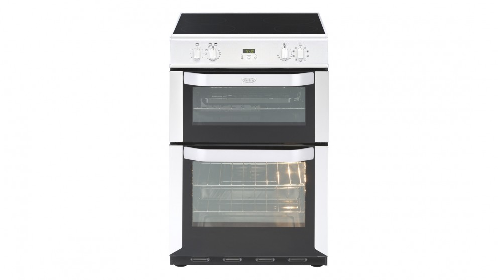 Belling Multi-function 600mm Freestanding Electric Cooker - White