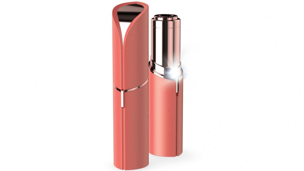 Finishing Touch Flawless Rechargeable Facial Hair Remover - Coral