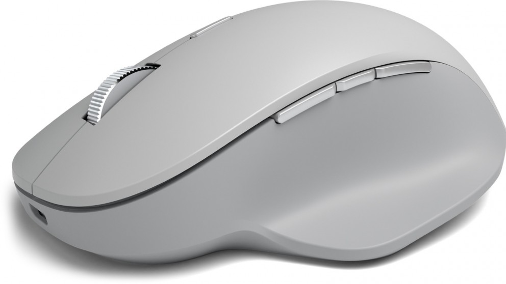 Microsoft Surface Precision Wireless Mouse - Grey