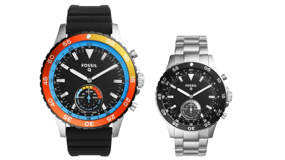 Fossil Q Crewmaster Connected Watch