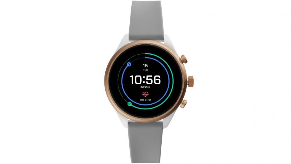 Fossil Sport 41mm Smart Watch - Grey