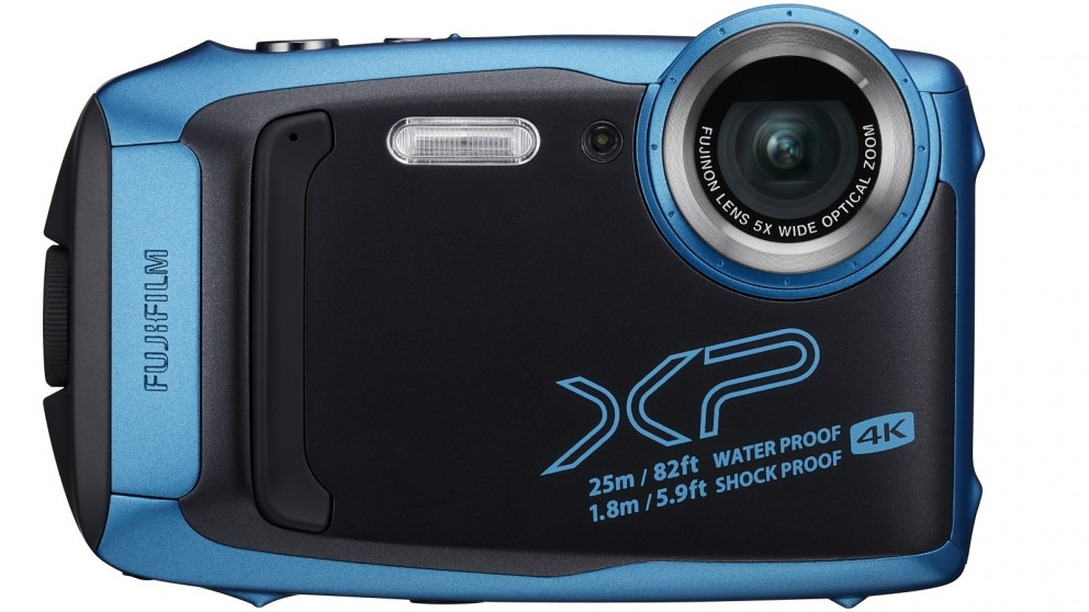 Fujifilm FinePix XP140 Digital Camera - Sky Blue