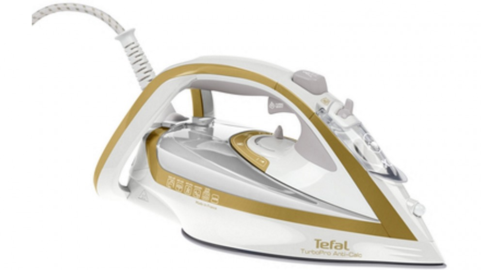Tefal FV5646 Turbo Pro Airglide Steamer Iron