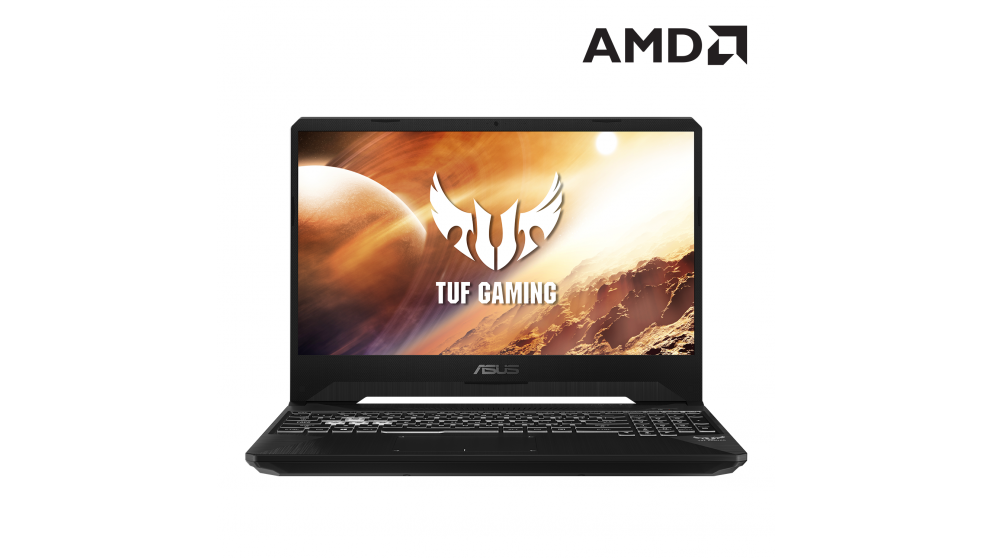 Asus TUF 15.6-inch R7-3750H/16GB/512GB SSD/RTX2060 Gaming Laptop