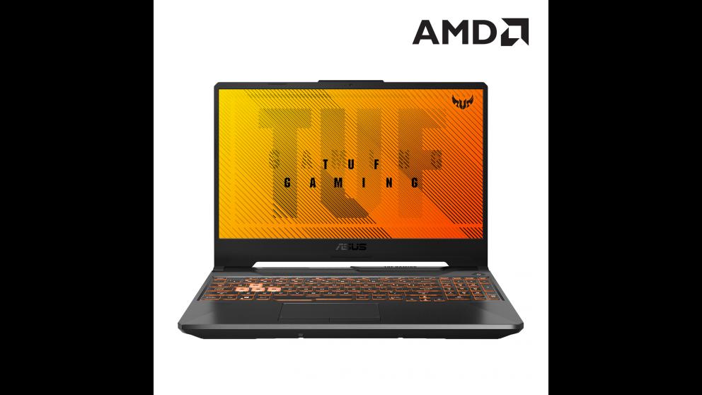 Asus TUF 15.6-inch R7-4800H/16GB/512GB SSD Laptop