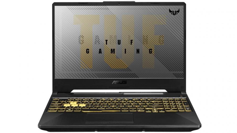 Asus TUF 15.6-inch R7-4800H/32GB/1TB SSD/GTX1660Ti Gaming Laptop
