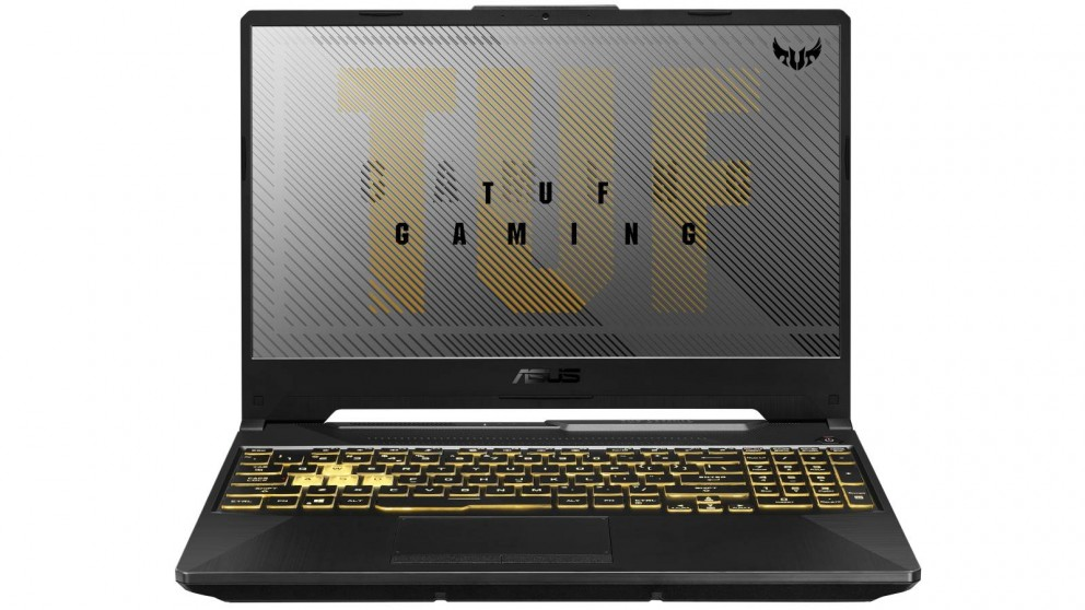 Asus TUF Gaming F15 15.6-inch i7-10870H/16GB/512GB SSD/GTX1660Ti 6GB Gaming Laptop