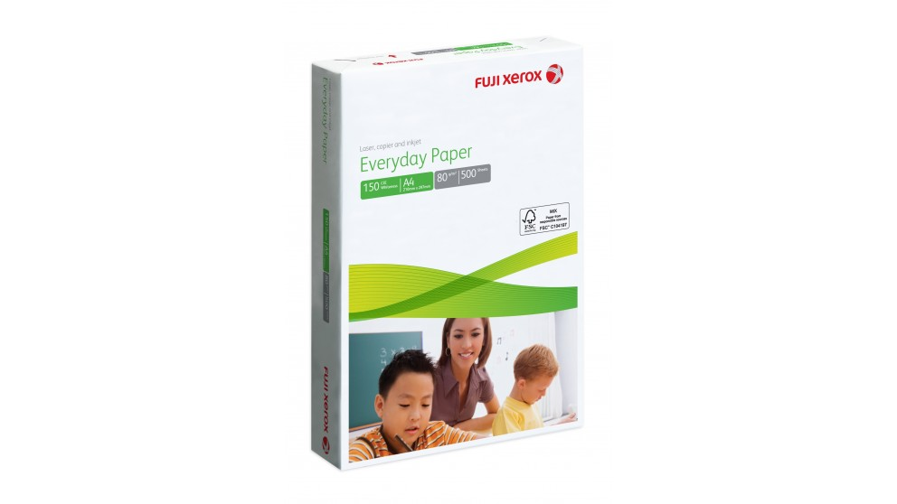 Fuji Xerox A3 500 Sheet Everyday Copy Paper - White