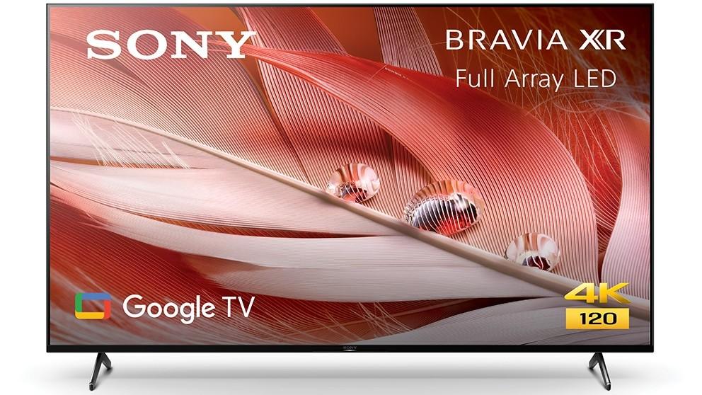 Sony 50-inch XR X90J 4K UHD Full Array LED LCD Google TV