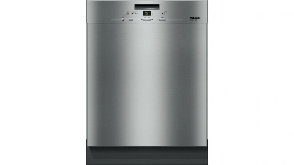 Miele G 4930 SCU 60cm Built-under Dishwasher - Clean Steel