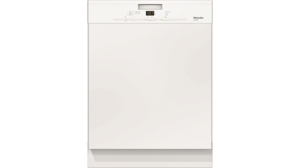 Miele G 4930U 60cm Built-under Dishwasher - Brilliant White