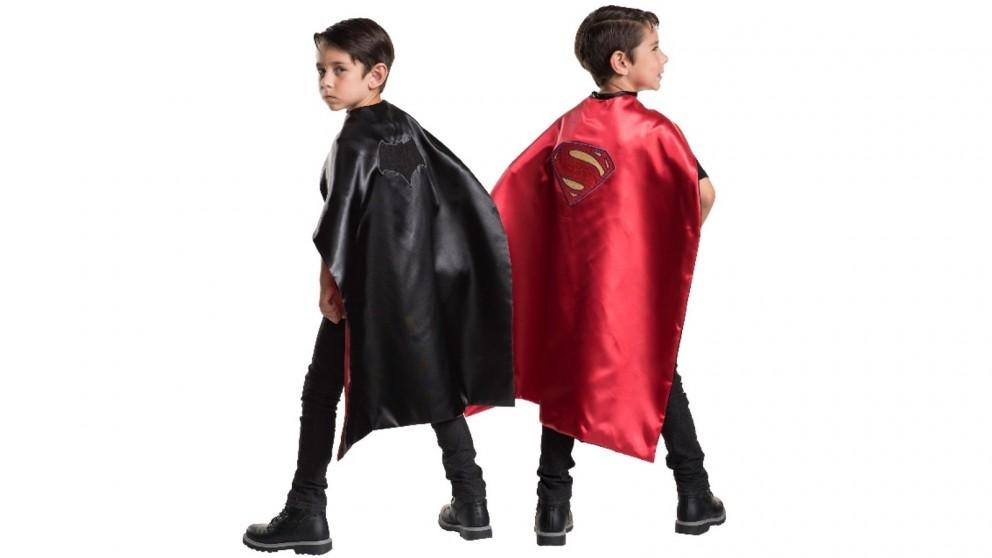 Batman to Superman Reversible Cape