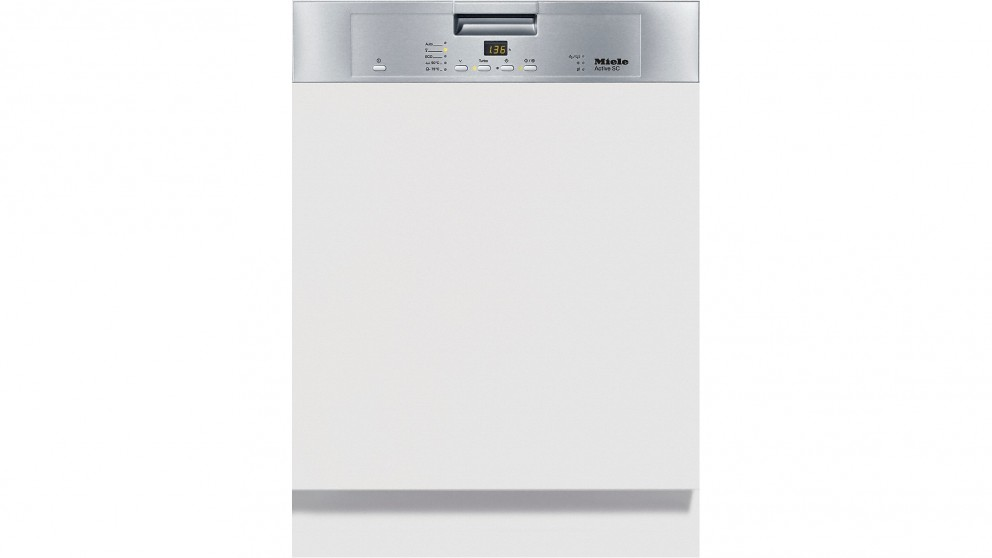 Miele G 4203 i 60cm Active Integrated Dishwasher - White