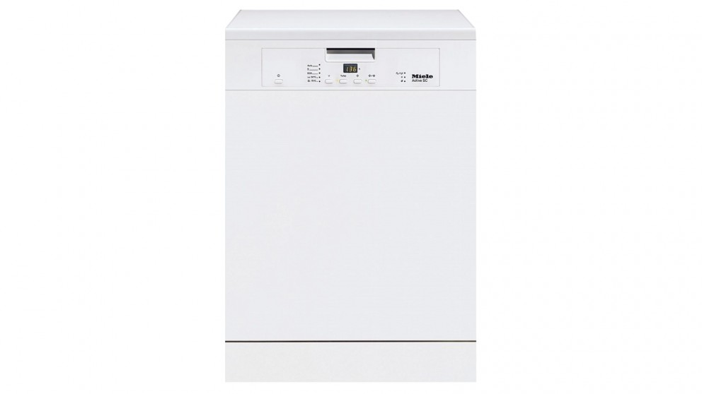 Miele Pureline 60cm Freestanding Dishwasher - White