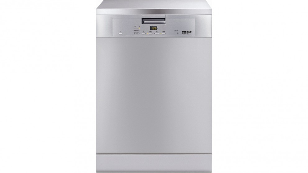 Miele G 4203 SC 60cm Active Freestanding Dishwasher - Stainless Steel