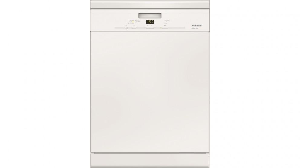 Miele G 4310 SC Active Eco Freestanding Dishwasher - Brilliant White