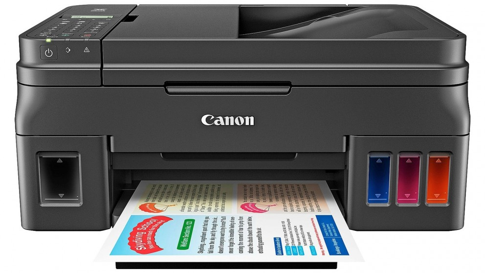 Canon PIXMA Endurance G4610 Multifunction Printer