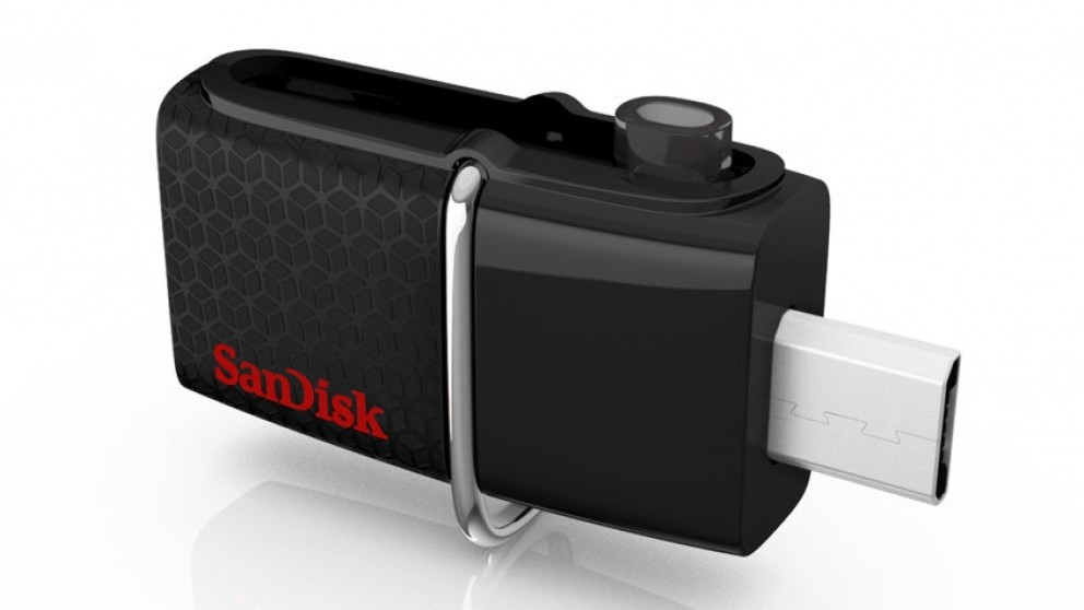 SanDisk 16GB USB 3.0 Ultra Dual Drive