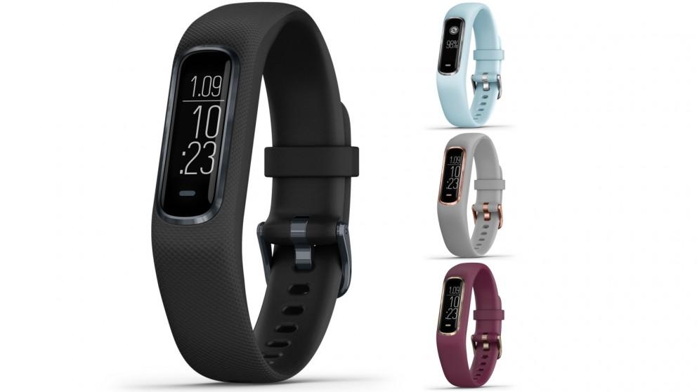 Buy Garmin Vivosmart 4 Fitness Tracker | Harvey Norman AU
