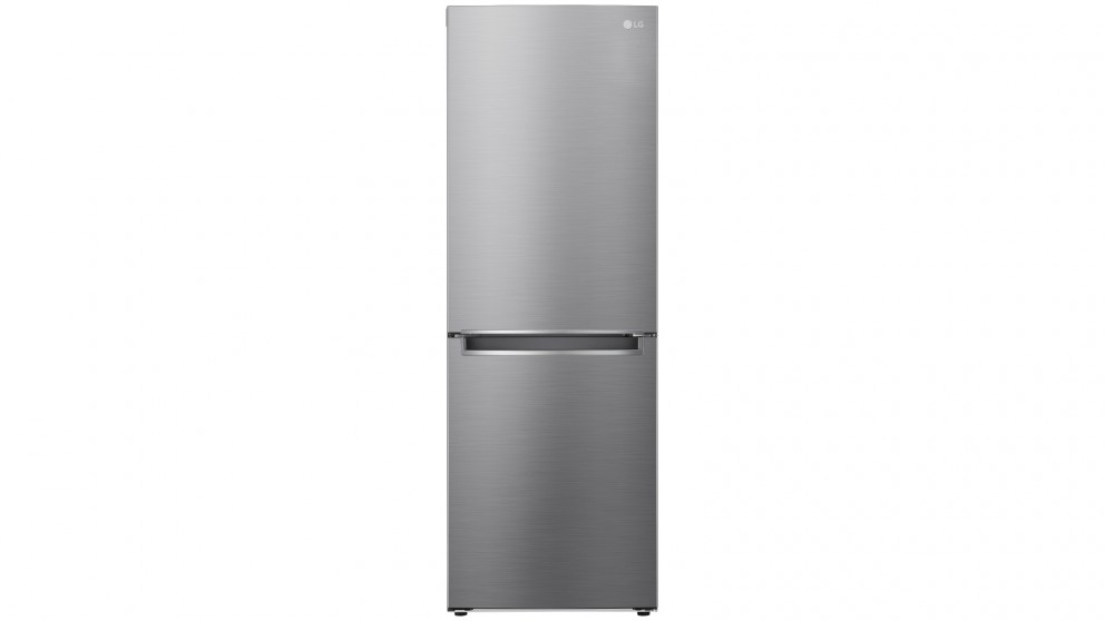 LG 335L Bottom Mount Fridge with Door Cooling - Stainless