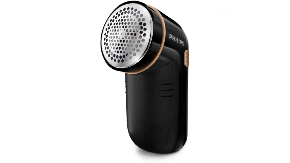 Philips Fabric Shaver - Black/Gold