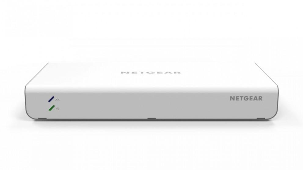 Netgear Insight Managed 8 Port Gigabit Ethernet PoE Smart Cloud Switch