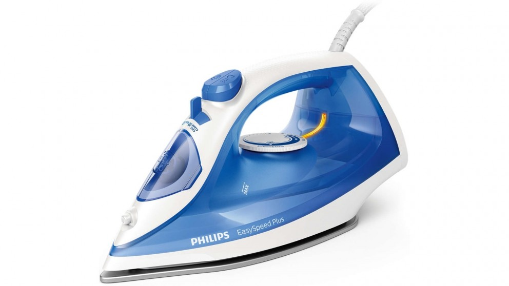 Philips EasySpeed Steam Iron - Blue